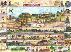 > Mappa di Comunità di Cavallino (Le)