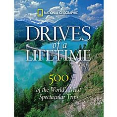 Drives of a Lifetime Book ($40)