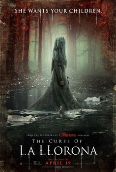 When does The Curse of La Llorona come out on DVD and Blu-ray? DVD and Blu-ray release date set for August Also The Curse of La Llorona Redbox, Netflix, and iTunes release dates. The children of Los Angeles are no longer safe in the night . The Conjuring, Movies To Watch, Good Movies, Movies Free, Raymond Cruz, Peliculas Online Hd, Streaming Hd, Kino Film, Hd 1080p