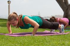Burpees in boot camp are the most beneficial cardio exercise