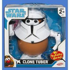 Playskool Mr. Potato Head Star Wars Assortment (Toy) http://www.amazon.com/dp/B001QTXKUG/?tag=dismp4pla-20