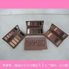 Naked Basics Urban Decay 12.90$