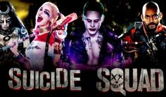 Suicide Squad … من هم الأشرار الأكثر خطورة ؟