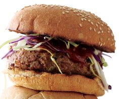 Healthy Burger Recipes from Women's Health