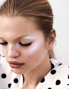 Daphne Groeneveld in Elle France March 17th, 2017 by Steven Pan