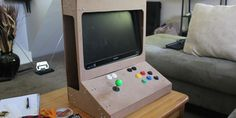 Weekend Project: Build a RetroPie Arcade Cabinet with Removable Screen