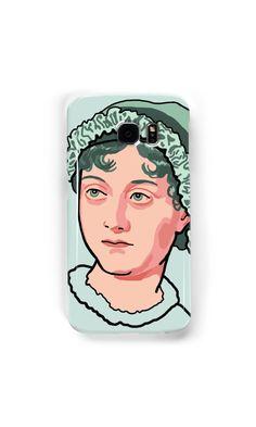 Jane Austen by savantdesigns