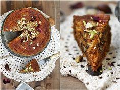 Passionate About Baking Pumpkin Crunch Cake, Walnut Cake, Tea Cakes, No Bake Cake, Whole Food Recipes, Sweet Treats, Baker Baker, Sweets, Sweet Sweet