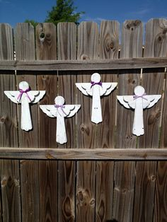 Rustic Wooden Angel by MySawdustCreations on Etsy