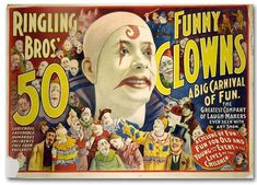 Circus Posters - Vintage Advertising  bywordofmouse.tumblr.com