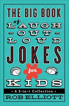 """My kids love to tell jokes, but their jokes usually aren't funny to anybody but themselves. The Big Book of Laugh-Out-Loud Jokes for Kids has come to the rescue. Now they can tell jokes that are actually funny!"" 