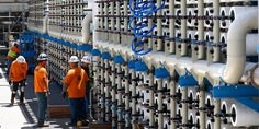 California's Carlsbad Desalination Project will process more than 104 million…