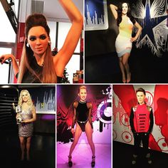 Музей Мадам Тюссо))) Бейонсе Кэтти Перри Бритни Спирс Майли Сайрус Джастин Бибер))) Многие прям как настоящие))) #museum #celebrities #beyonce #kattyperry #mileycyrus #justinbieber #britneyspears #germany #berlin #afternoon #cool #real by anastasia__skobeleva