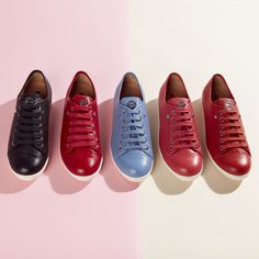 Longchamp Spring Shoes 2017 Shoes collection. Discover more on www.longchamp.com