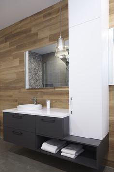 Bathroom Cupboards, Bathroom Renos, Bathroom Renovations, Bathroom Design Luxury, Modern Bathroom Design, Home Decor Furniture, Bathroom Furniture, Wooden Main Door Design, Ideal Bathrooms