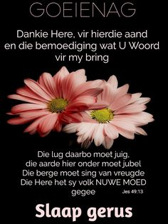 Good Night Blessings, Good Night Wishes, Day Wishes, Evening Greetings, Goeie Nag, Goeie More, Prayer Quotes, Afrikaans, Qoutes