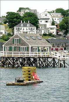 Boothbay Harbor, Maine  Such Fun Stores and Perfect Ocean Breeze.
