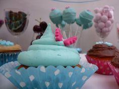 Disaronno Vanilla Choc-chip cupcakes
