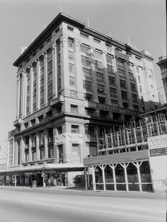 Melbourne Swanston St Nicholas Building c1970 702