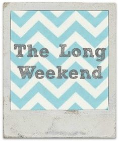 Lori H. Designs: Time to Link Up! The End of The Long Weekend Blog Hop!  links to a bunch of weekender bags.