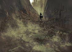Environment Artwork - Pictures & Characters Art - Demon's Souls
