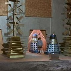 Doctor Who and the Daleks 1965 Movie - Linked Shows