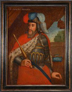 D. SANCHO I (1154-1211) - O POVOADOR - filho de D. Afonso Henriques e de D. Mafalda de Saboia. Casou com D. DULCE de Aragão (1185-1211) em 1174. Após o incidente de Badajoz, a carreira militar de D. Afonso Henriques praticamente terminou. A partir daí, dedicou-se à administração dos territórios com a co-regência do seu filho D. Sancho. Este, procurou aliados dentro da Península Ibérica, em particular o reino de Aragão, um inimigo de Castela; foi o 1º país a reconhecer Portugal.