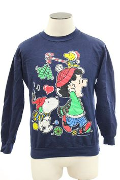 Character sweaters