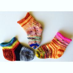 Ravelry: Rose City Rollers Littles pattern by Mara Catherine Bryner Baby, Child, Adult Knitting For Charity, Knitting For Kids, Baby Knitting Patterns, Knitting Socks, Knit Socks, Knitting Videos, Knitting Projects, Rose City Rollers, Baby Barn