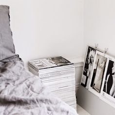my scandinavian home: The stockholm pad of an art director / photographer