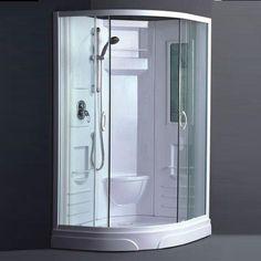 Gloria Tenta Σετ Κομπλέ Ημικυκλική Ντουζιέρα με Καμπίνα και Κάθισμα 90χ90χ205 - Flobali #bath #bathtub #bathtubs #bathtubdesign #bathdesign #bathdecor #bathdesigns #bathdesigner #bathdesignideas #design #designs #designbathroom