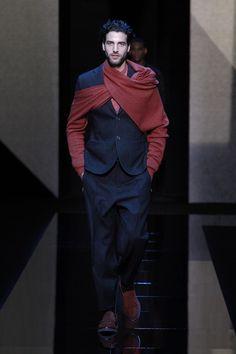 Giorgio Armani | Menswear - Autumn 2017 | Look 6