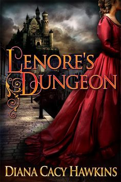 Lenore's Dungeon by Diana Cacy Hawkins is a romantic steampunk adventure coming out by website in November 2013 and then ebook after.  Automatons, mechanical horses, a pretty woman, a friendly butler/assistant, and a handsome geek discover the castle's amazing secret in the dungeon.