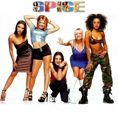 spice girls - Google Search