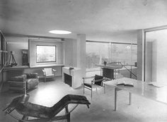 unit d 39 habitation la cit radieuse marseille france le corbusier 1952 le corbusier. Black Bedroom Furniture Sets. Home Design Ideas