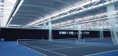 indoor tennis viewing | Indoor Tennis Court of English Institute of Sport