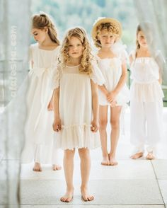 ALALOSHA: VOGUE ENFANTS: SS15