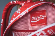 Herschel x Coca Cola now on civiconove.com