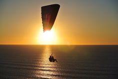 The Paragliding Tandem Flight - Tandem Fly La Palma Bilbao, Costa, Pearl City, Torrey Pines, San Diego Beach, Sacramento California, Balearic Islands, Paragliding, Wayfarer