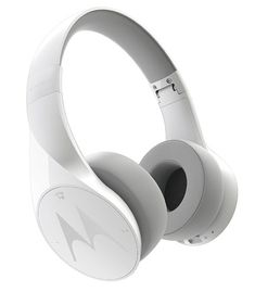 Motorola Pulse Escape White Headphones