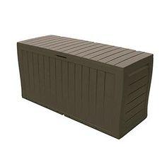 Merveilleux Keter Borneo Outdoor Plastic Storage Box Garden Furniture...  Https://www.amazon.co.uk/dp/B009UVCLQ6/refu003dcm_sw_r_pi_dp_x_wOgezbJSBFFE3 |  Little Portion ...