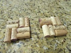 Have you ever wondered what to do with your wine corks? Here is a cheap and easy way to create rustic-looking coasters that everyone will love! When I have guests come over they fall in love with these coasters. It is also a great DIY gift idea.  This upcycle DIY sure beats throwing them away!