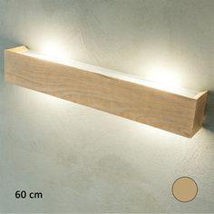 Madera Rettangolare - Linea Light - Applique - Progetti in Luce
