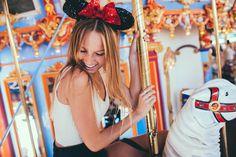 #brandyusa /// gotta take hq pics on the carousel