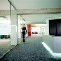 Design X Architekten Umsetzung Glas Meinhart