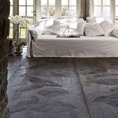 beautiful Flooring with Leaves Ivassalletti.it