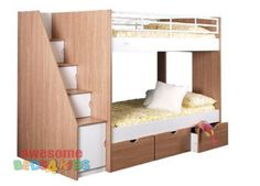 tugun single bunk bed | single bunk bed, bunk bed and awesome beds