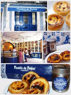 Pastéis de Belém, Lisbon