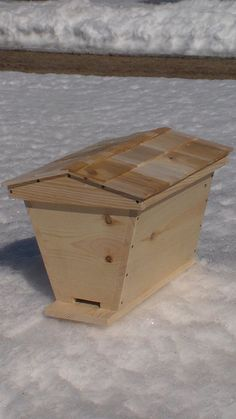 Kenya Bee Hive,Top Bar Hive, Bee Keeping Hive Large With Roof Kit