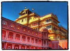 12. Jaipur City Palace Museum, India